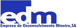 Empresa de Desenvolvimento Mineiro (EDM) logo
