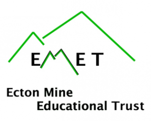 Ecton Mine Educational Trust (EMET) logo