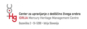 IDRIJA Mercury Heritage Management Centre logo