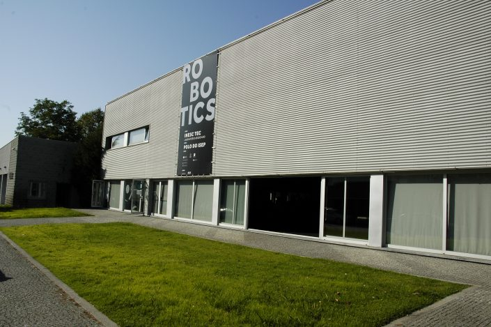 UNEXMIN meeting - INESCTEC labs in Porto where the UNEXMIN follow-up meeting was held