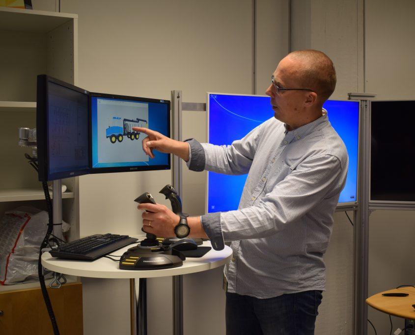 UNEXMIN meeting - visit TUT labs