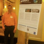 UNEXMIN - Poster in international event in Brussels