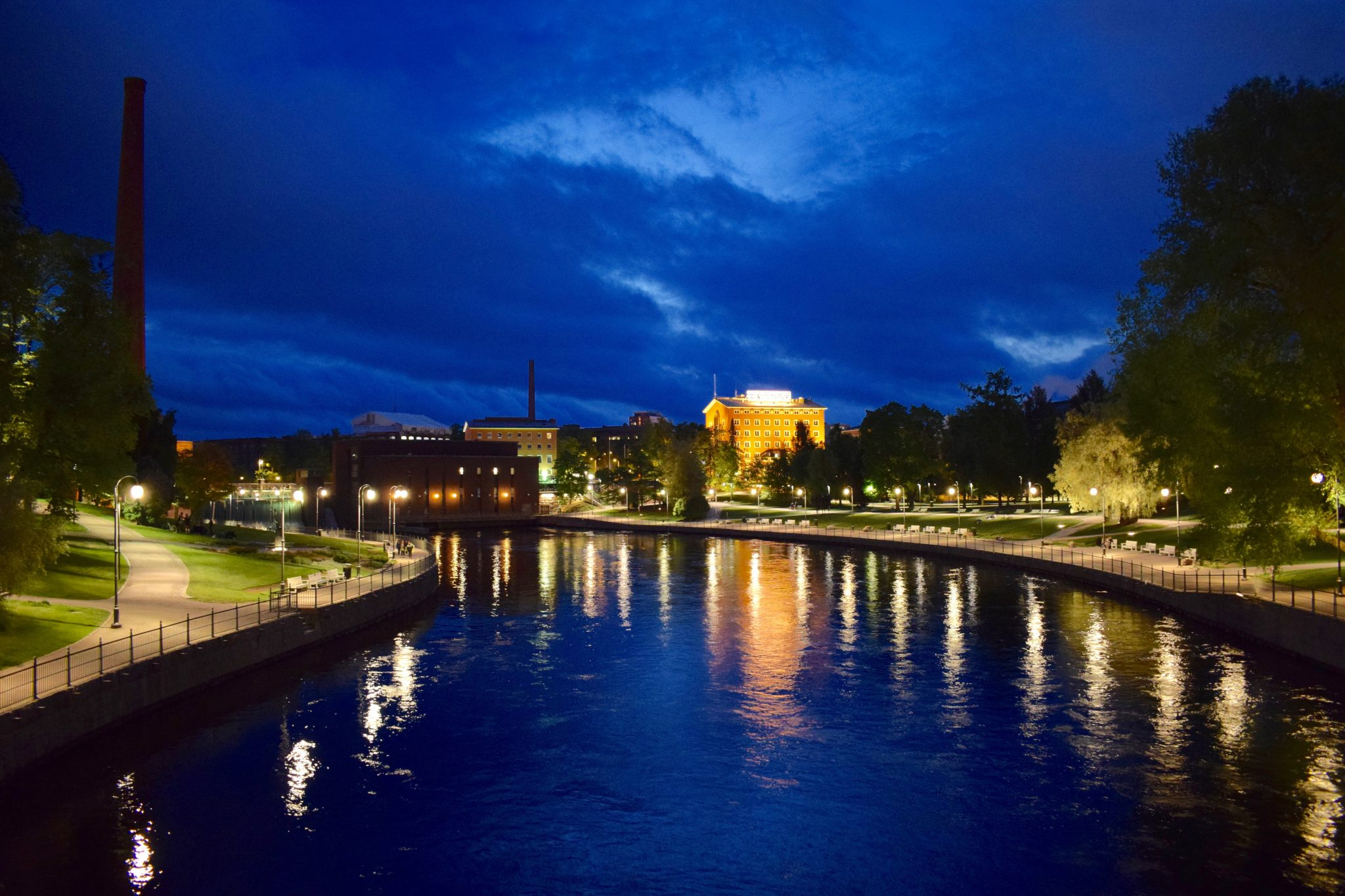 Tampere Night
