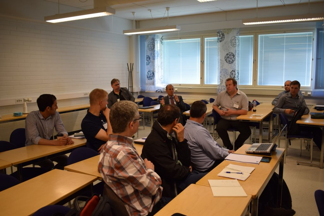 UNEXMIN meeting - General discussion