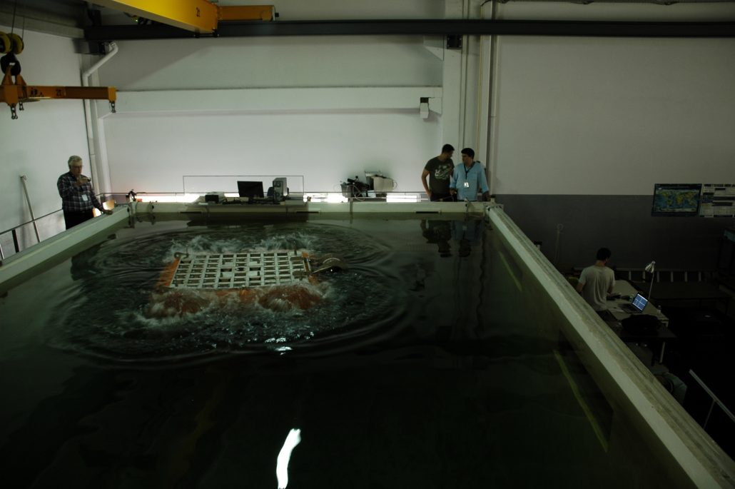UNEXMIN meeting - TURTLE has very similar points with UNEXMIN - it is a autonomous under water robot