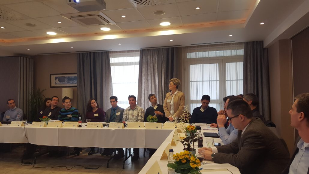 UNEXMIN meeting - General discussion on the project