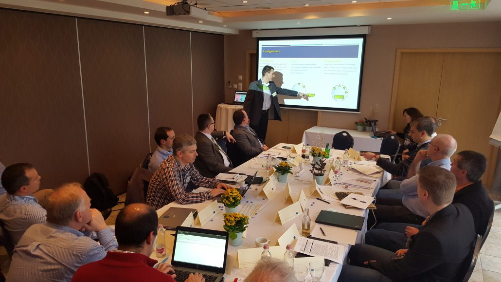 UNEXMIN meeting - Presentation on Work Package 2